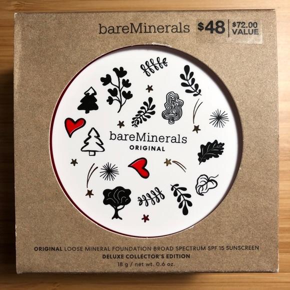 BareMinerals Light 08 Original Mineral Foundation
